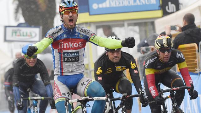 Sagan sprint naar zege in zesde etappe Tirreno-Adriatico