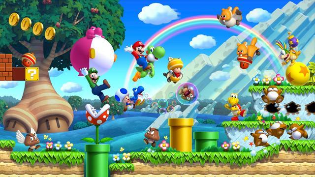 Aandeel Nintendo flink in de lift na aankondiging smartphonegames