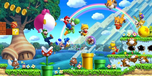 30 jaar Super Mario Bros: de sleutelfiguren achter Mario