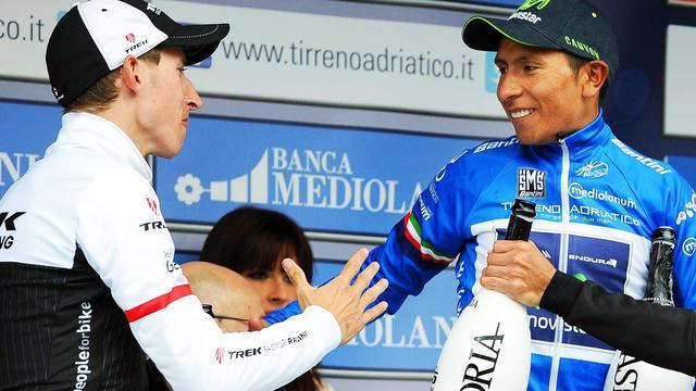Mollema tevreden met tweede plaats in Tirreno-Adriatico