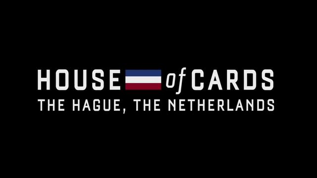 JOVD maakt filmpje over Den Haag in thema House of Cards