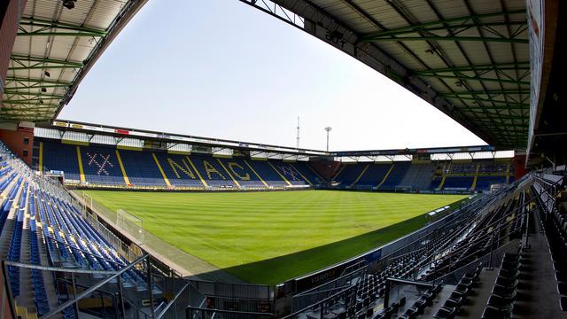 Halve finale Europees kampioenschap vrouwenvoetbal 2017 in Breda