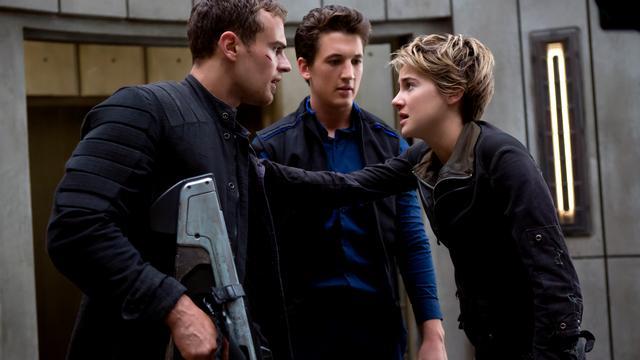 'Divergent-reeks eindigt als televisiefilm'