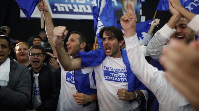 Netanyahu zoekt rechts-radicale coalitie voor Israël