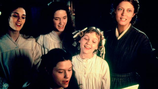 Remake van Little Women in de maak