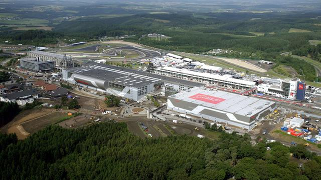 Definitief geen Formule 1-race op Nürburgring dit seizoen