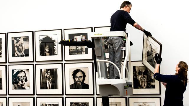 Corbijn-expositie passeert 200.000 bezoekers