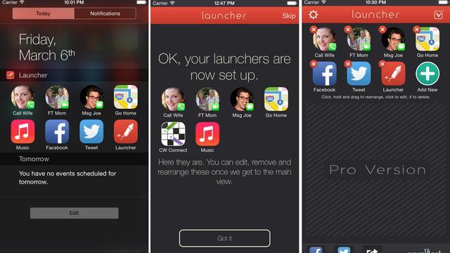 Verboden app-widget voor iOS plotseling weer beschikbaar