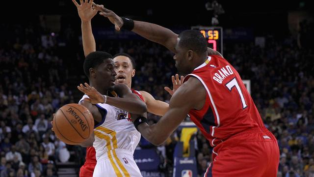 Warriors verslaan Hawks in NBA-topper