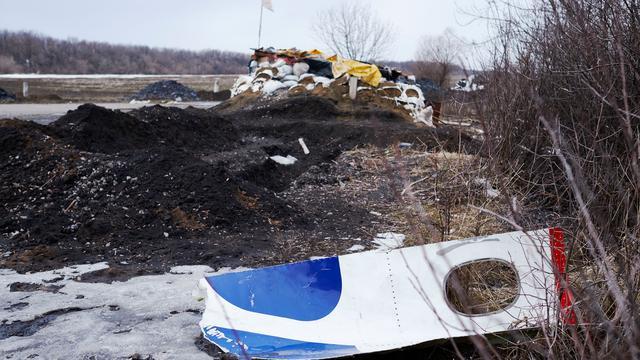 NAVO helpt bij beveiliging luchtruim Oekraïne