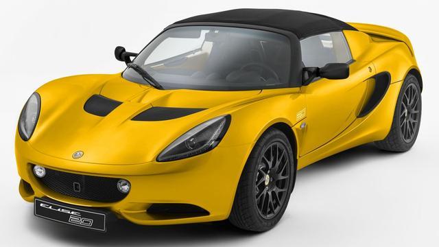 Lotus viert twintig jaar Elise met speciale editie