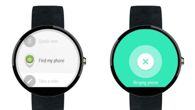 Terugvind-app Android nu ook voor smartwatches