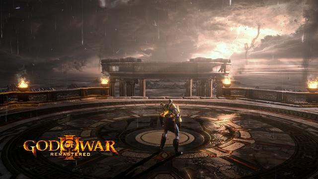 God of War 3 verschijnt 15 juli voor Playstation 4