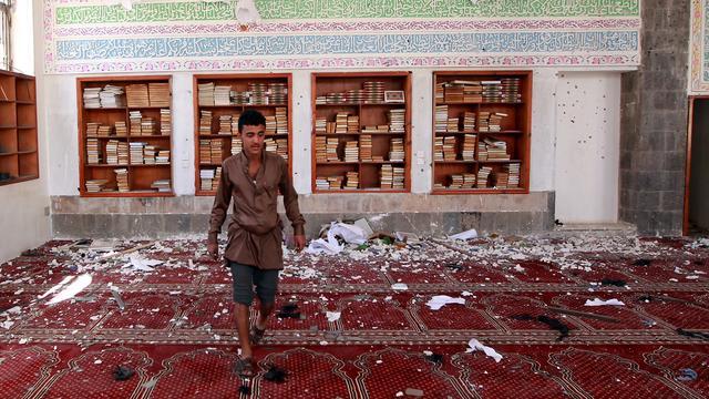 Soennieten en sjiieten betwisten Jemen