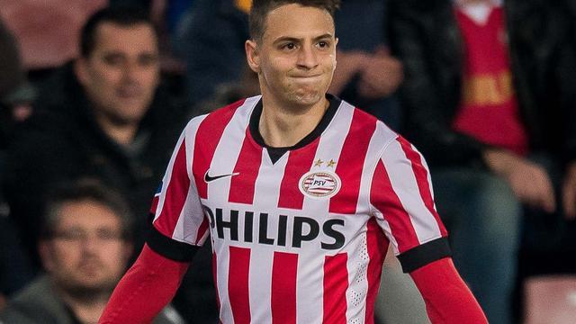Arias 'groot twijfelgeval' bij PSV voor topper tegen Feyenoord