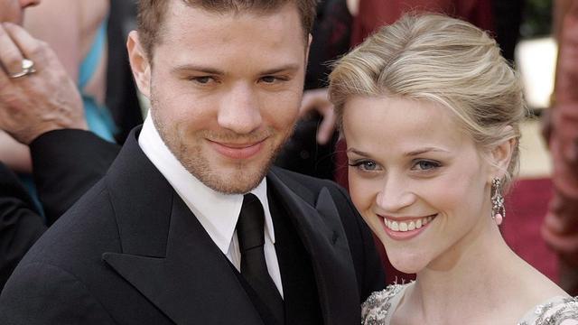 'Ryan Phillippe en Reese Witherspoon vanwege leeftijd uit elkaar'