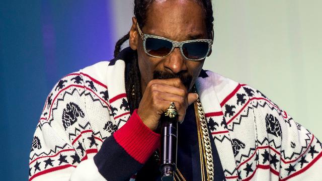 'Snoop Dogg maakt serie met HBO'