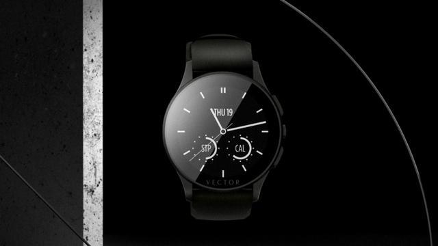 Smartwatch-maker Vector claimt accuduur van 30 dagen