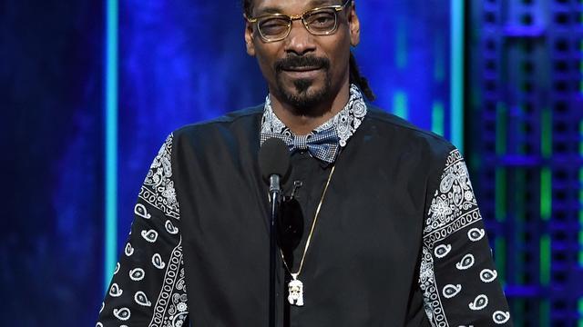 Donald Trump afgebeeld als lijk op albumcover Snoop Dogg