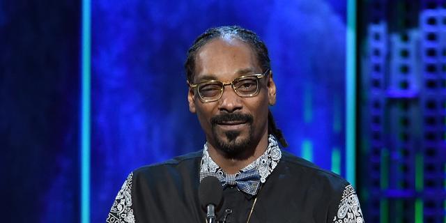 Snoop Dogg blij dat blowen in Californië straks mag