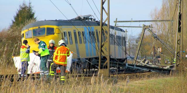 Maandag geen treinen Apeldoorn-Deventer