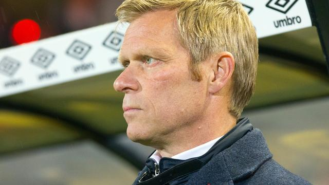 Go Ahead Eagles ontslaat trainer Booy
