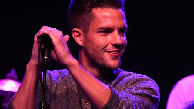 The Killers-zanger Brandon Flowers komt naar Paradiso