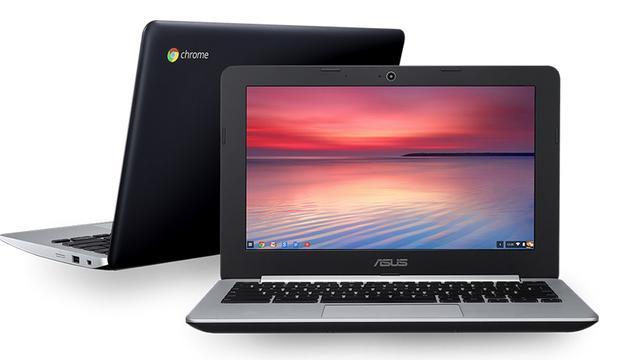 'Asus werkt aan goedkoopste Chromebook tot nu toe'