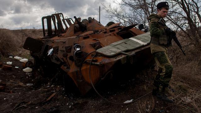 Oekraïense militairen gedood in regio Loehansk