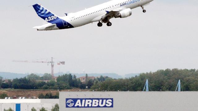 Grote Vietnamese order voor Airbus