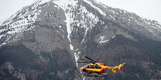 150 inzittenden omgekomen bij vliegramp Franse Alpen