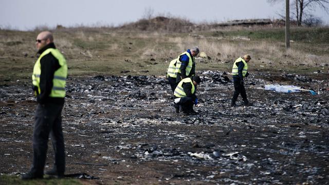 MH17-route genegeerd om twee verkeersleidingen
