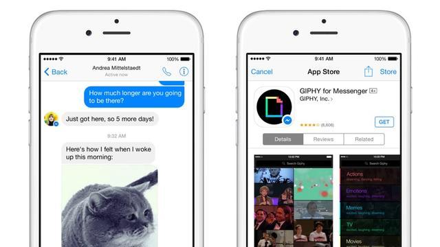 Facebook test functie voor 'zelfvernietigende' chatberichten