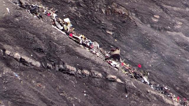 Overzicht: vliegramp Germanwings in Frankrijk
