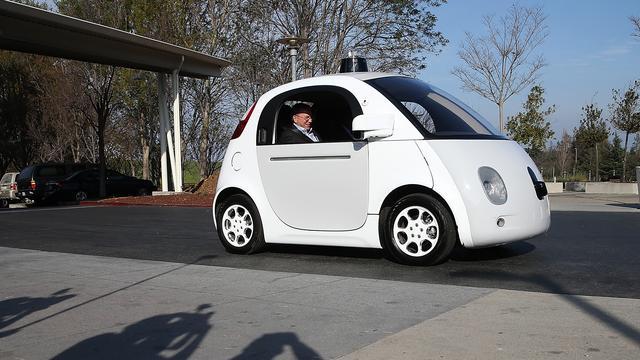 Toeleveranciers interessant bij beleggen in zelfrijdende auto