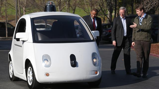 'Autotak Google wordt zelfstandig bedrijf'