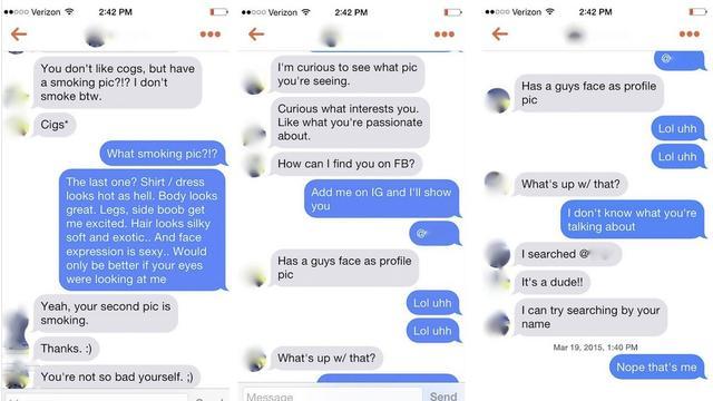 Hoe flirten via tinder