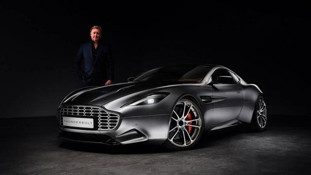 Aston Martin schikt met Henrik Fisker over Thunderbolt