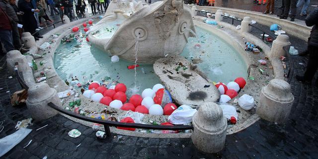 Kuipverbod en werkstraffen geëist tegen Feyenoordfans in Rome-zaak