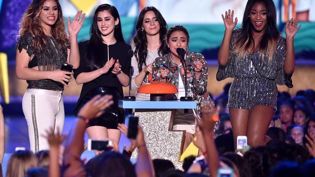 Meidengroep Fifth Harmony naar Amsterdam
