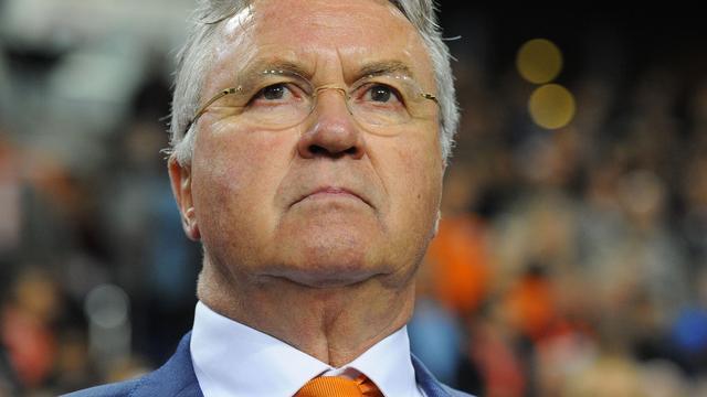 Hiddink roept Pröpper, Chery en Berghuis op voor trainingsstage Oranje