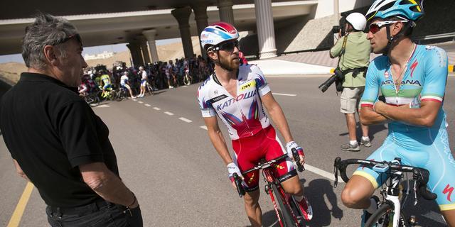 Wielrenner Paolini uit Tour na positieve dopingtest op cocaïne