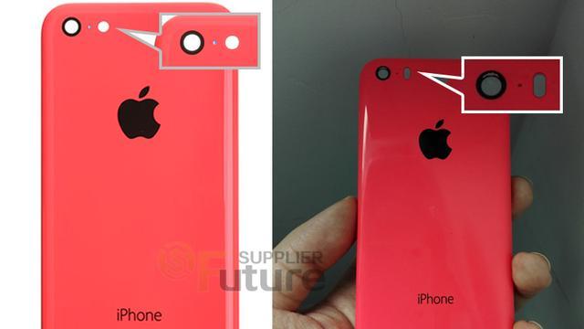 'Gelekte behuizing wijst op kleinere iPhone 6C'
