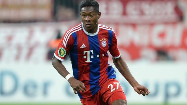 Bayern München moet Alaba zeven weken missen