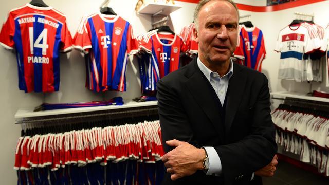 Rummenigge denkt dat Blatter klaar is voor verandering bij FIFA
