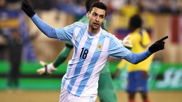 Argentinië verslaat ook Ecuador zonder Messi