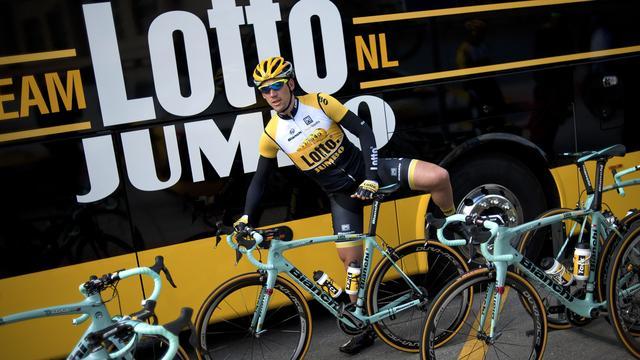Lotto-Jumbo met vier Nederlanders aan de start in Ronde van Vlaanderen