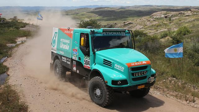 Nederlandse oud-winnaar Stacey volgend jaar niet van start in Dakar Rally