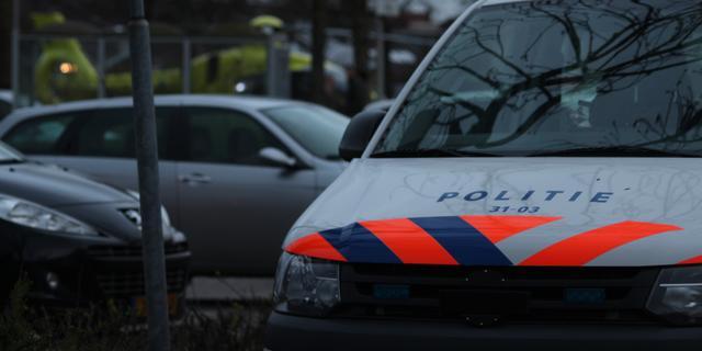 Vrouw in Eindhoven werd onwel tijdens politietransport en overleed later