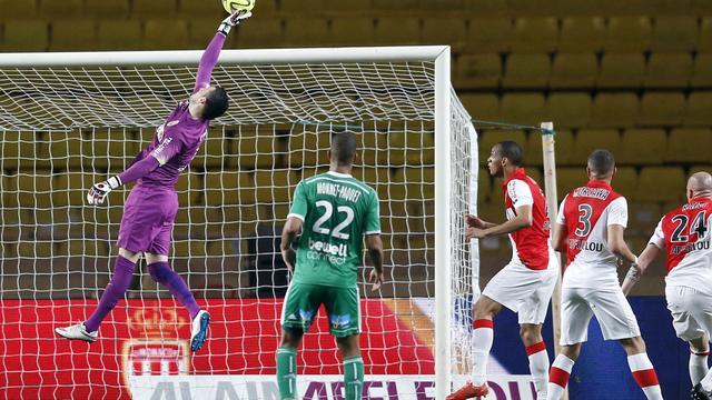 AS Monaco in eigen huis niet langs Saint-Etienne